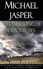 A Gathering of Doorways (cover image by Diane Finlayson)