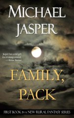 Family, Pack (cover image by Rodney Campbell)