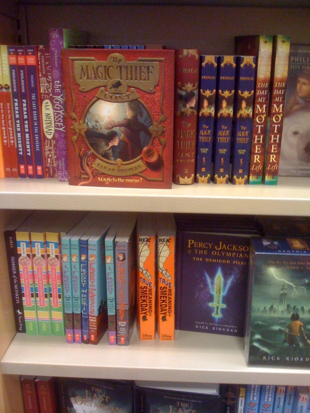 Magic Thief 2, in the jungle of the Kid's Section!