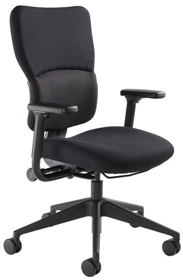 The Let's B chair -- whoooeeee!