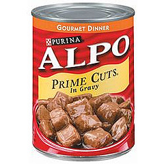 Alpo, not just for dogs...