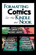 Formatting Comics for the Kinds and Nook