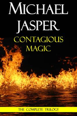 Contagious Magic (cover image by Pcbiju | Dreamstime)
