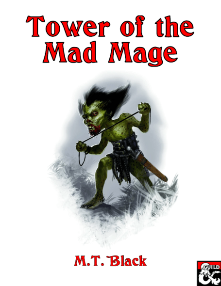 Tower of the Mad Mage