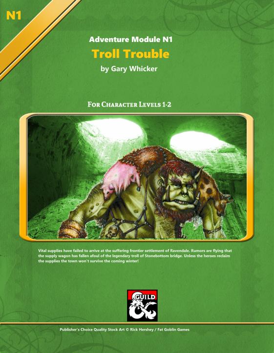 Troll Trouble