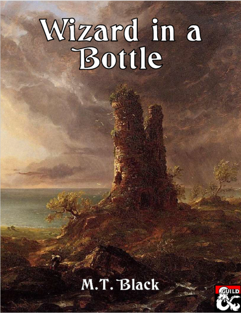 Wizard in a Bottle